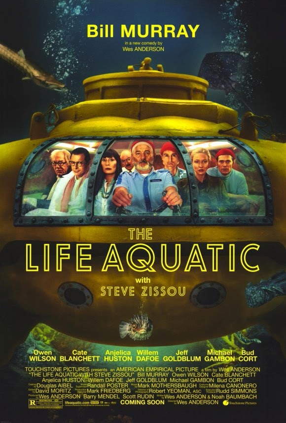 The Life Aquatic with Steve Zissou_Poster